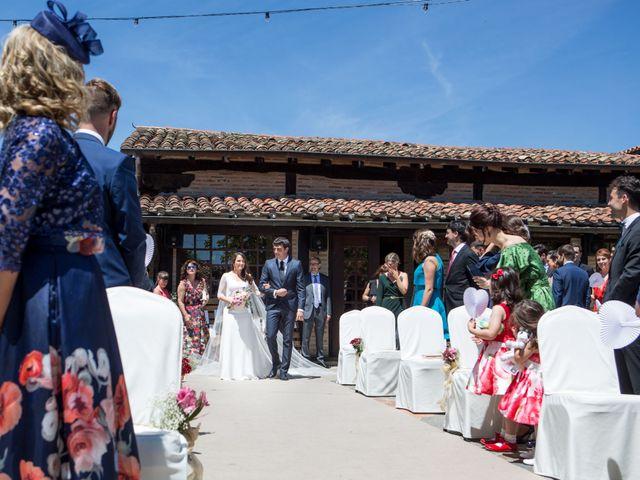 La boda de Arrate y Ibai en Elorriaga, Álava 26