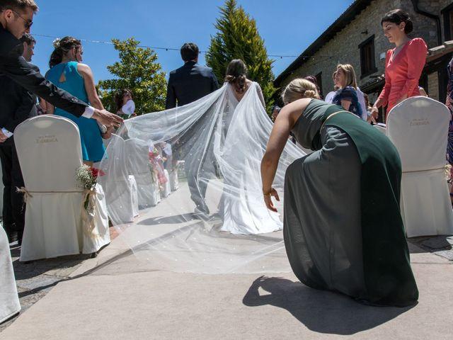 La boda de Arrate y Ibai en Elorriaga, Álava 27