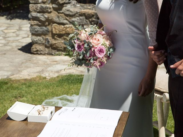 La boda de Arrate y Ibai en Elorriaga, Álava 33
