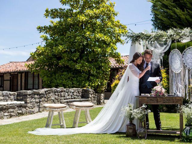 La boda de Arrate y Ibai en Elorriaga, Álava 34
