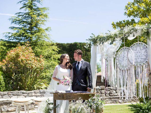 La boda de Arrate y Ibai en Elorriaga, Álava 37