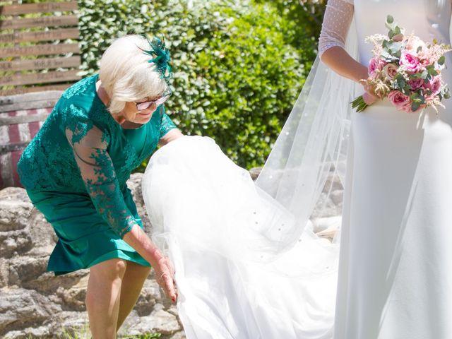 La boda de Arrate y Ibai en Elorriaga, Álava 38