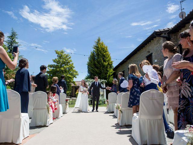 La boda de Arrate y Ibai en Elorriaga, Álava 42
