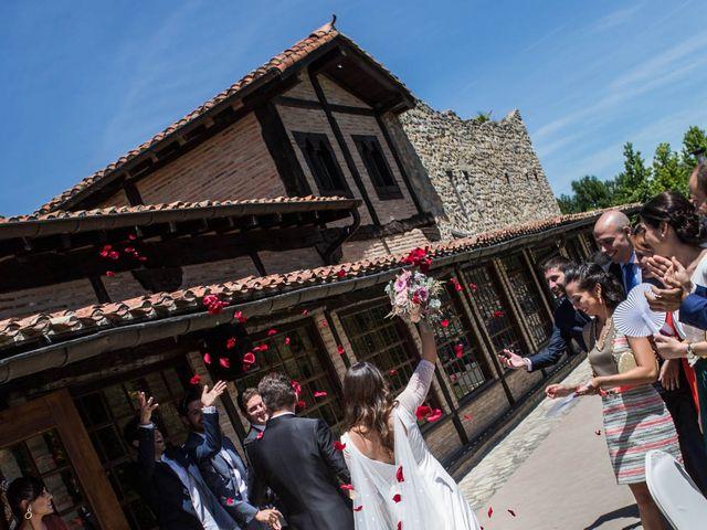 La boda de Arrate y Ibai en Elorriaga, Álava 46