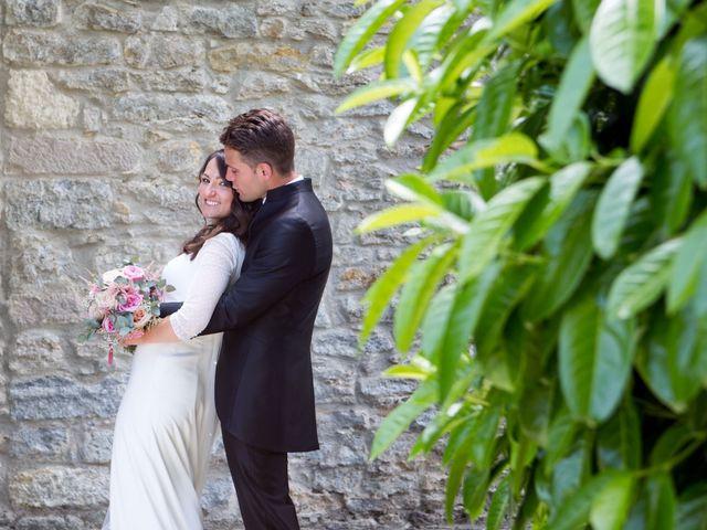La boda de Arrate y Ibai en Elorriaga, Álava 49