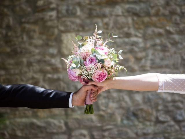 La boda de Arrate y Ibai en Elorriaga, Álava 51