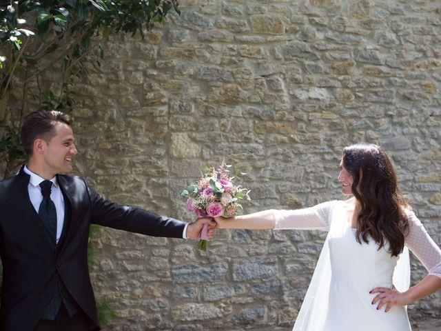 La boda de Arrate y Ibai en Elorriaga, Álava 52