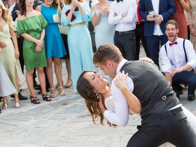 La boda de Arrate y Ibai en Elorriaga, Álava 57