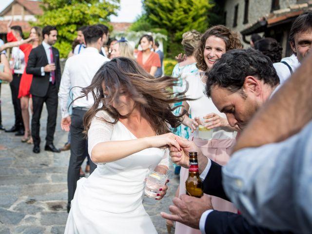 La boda de Arrate y Ibai en Elorriaga, Álava 60
