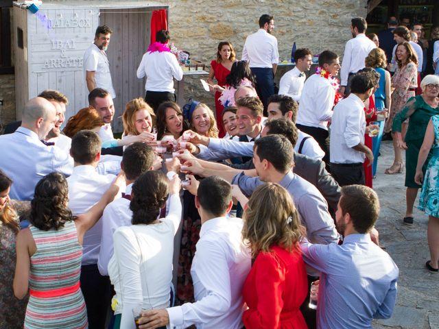La boda de Arrate y Ibai en Elorriaga, Álava 71