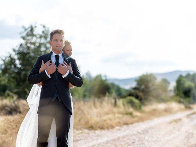 La boda de Arrate y Ibai en Elorriaga, Álava 81