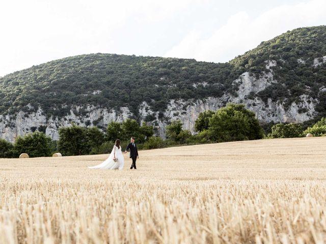 La boda de Arrate y Ibai en Elorriaga, Álava 91