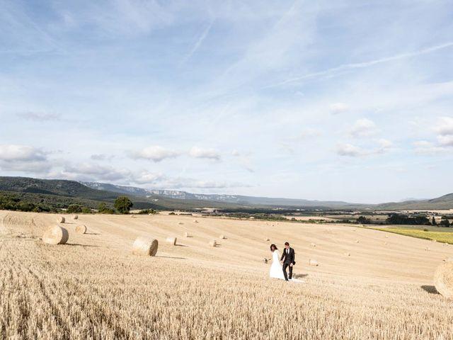 La boda de Arrate y Ibai en Elorriaga, Álava 1