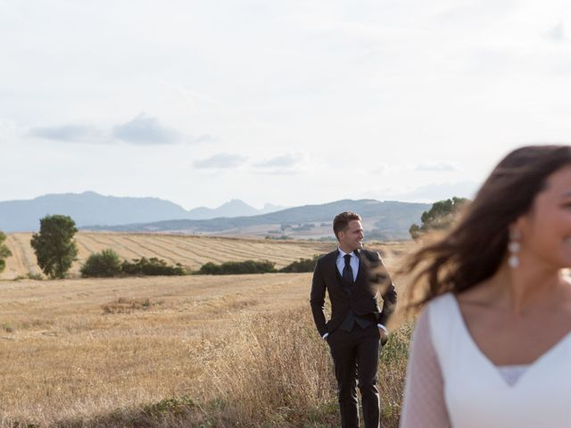 La boda de Arrate y Ibai en Elorriaga, Álava 105