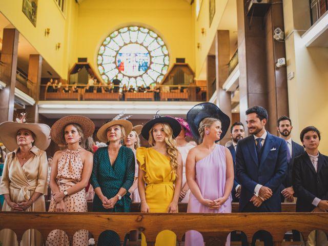 La boda de Fernando y Gema en Madrid, Madrid 78