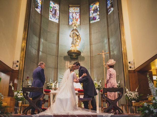 La boda de Fernando y Gema en Madrid, Madrid 81