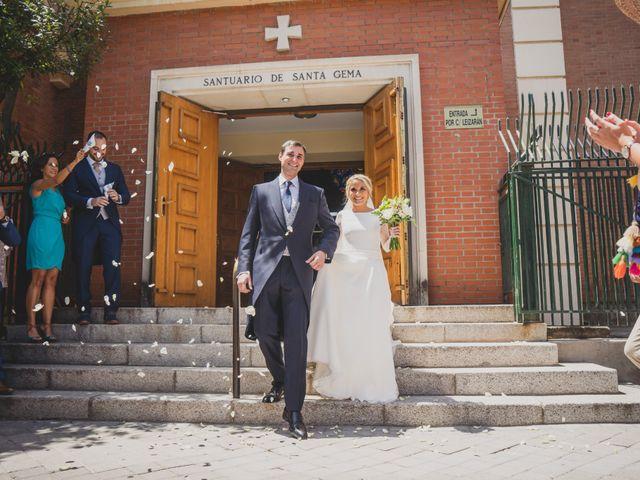 La boda de Fernando y Gema en Madrid, Madrid 85