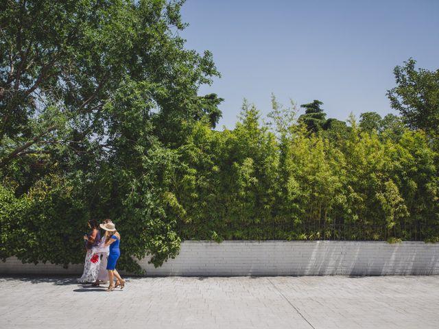 La boda de Fernando y Gema en Madrid, Madrid 107