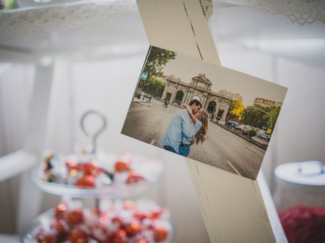 La boda de Fernando y Gema en Madrid, Madrid 155
