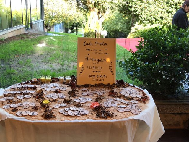 La boda de Ruth y Jose en Pontevedra, Pontevedra 10