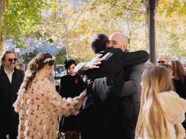 La boda de Pachi y Lili en Madrid, Madrid 25