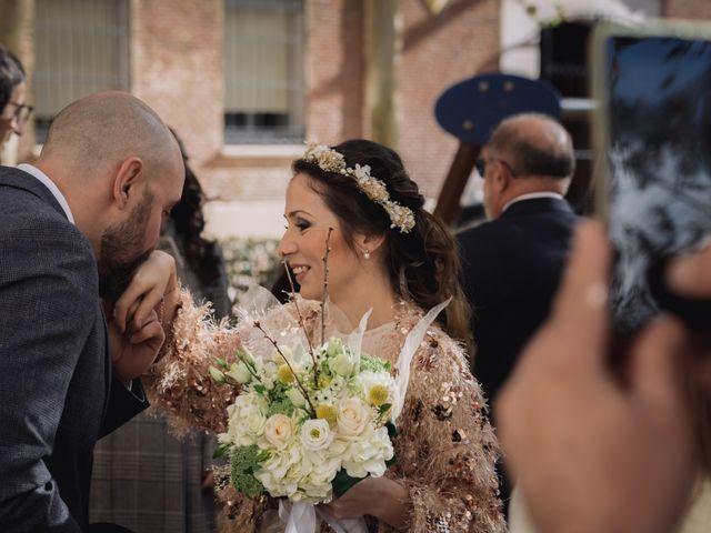 La boda de Pachi y Lili en Madrid, Madrid 26