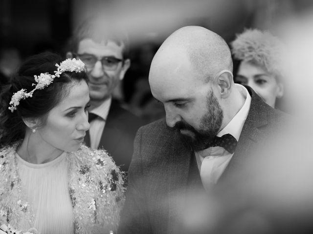 La boda de Pachi y Lili en Madrid, Madrid 28