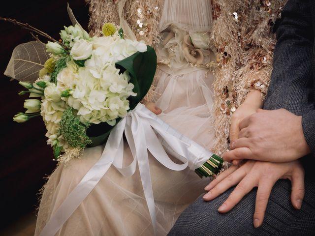 La boda de Pachi y Lili en Madrid, Madrid 29