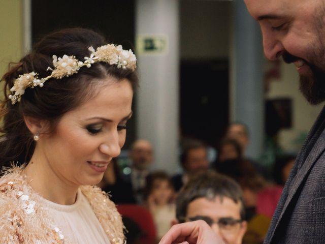 La boda de Pachi y Lili en Madrid, Madrid 30