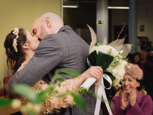 La boda de Pachi y Lili en Madrid, Madrid 31