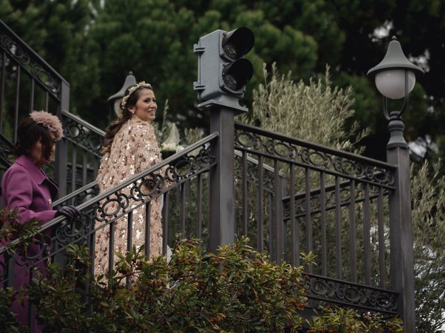 La boda de Pachi y Lili en Madrid, Madrid 33