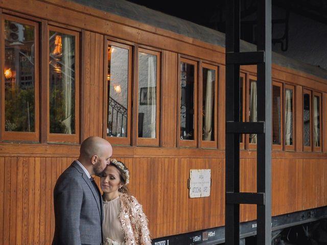 La boda de Pachi y Lili en Madrid, Madrid 39
