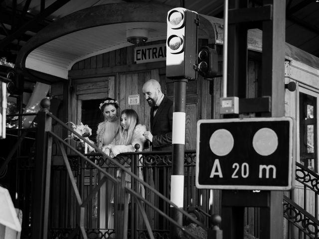 La boda de Pachi y Lili en Madrid, Madrid 40