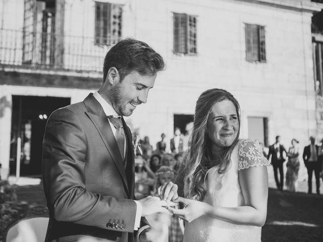 La boda de Quique y Patri en Ferrol, A Coruña 33