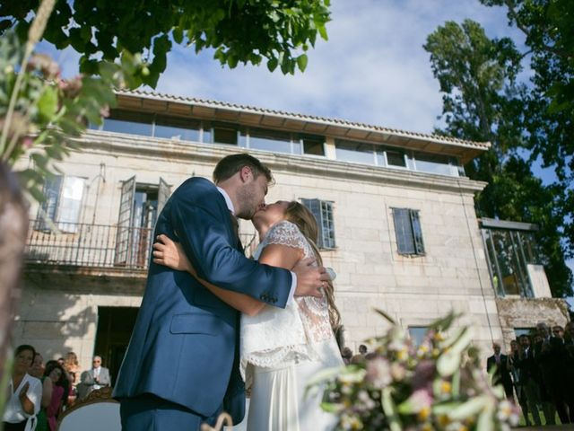 La boda de Quique y Patri en Ferrol, A Coruña 34