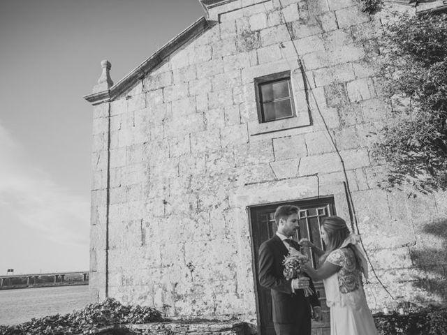 La boda de Quique y Patri en Ferrol, A Coruña 40