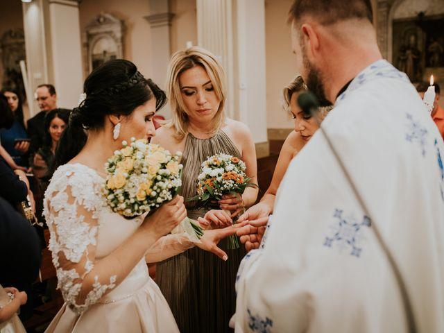 La boda de Cristi y Mirela en Sant Carles De La Rapita, Tarragona 18