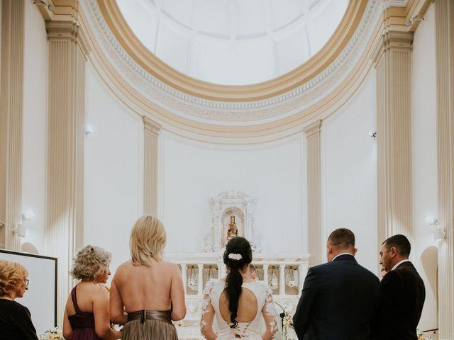 La boda de Cristi y Mirela en Sant Carles De La Rapita, Tarragona 19
