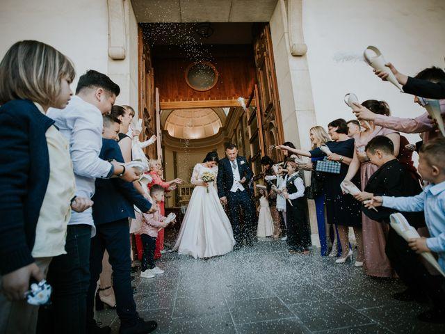 La boda de Cristi y Mirela en Sant Carles De La Rapita, Tarragona 31