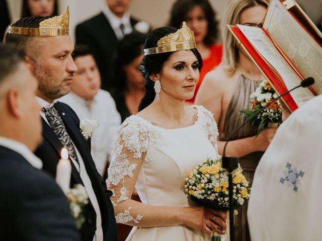 La boda de Cristi y Mirela en Sant Carles De La Rapita, Tarragona 34