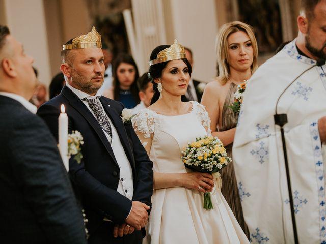 La boda de Cristi y Mirela en Sant Carles De La Rapita, Tarragona 1