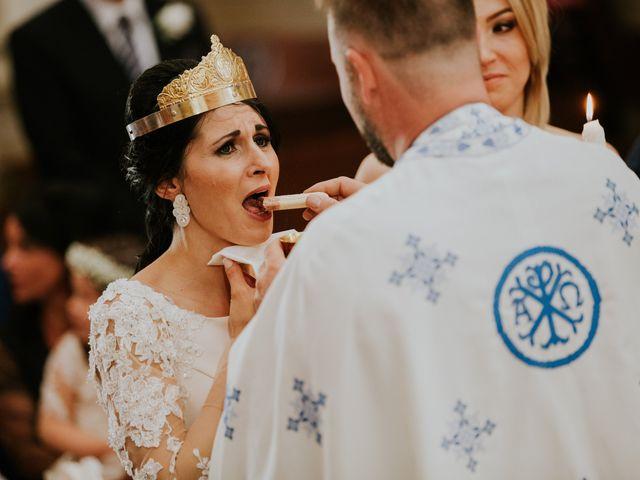 La boda de Cristi y Mirela en Sant Carles De La Rapita, Tarragona 36