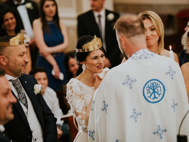 La boda de Cristi y Mirela en Sant Carles De La Rapita, Tarragona 37