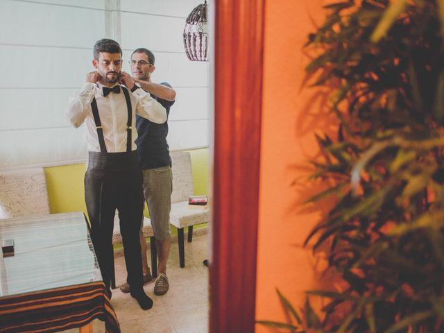 La boda de Antonio y Rocio en Otura, Granada 9