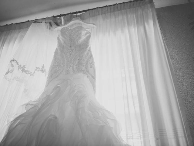 La boda de Antonio y Rocio en Otura, Granada 12