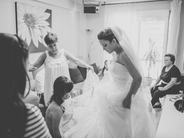 La boda de Antonio y Rocio en Otura, Granada 25