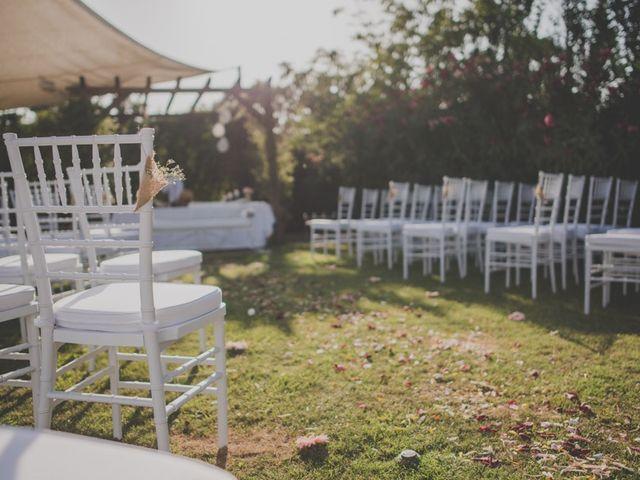 La boda de Antonio y Rocio en Otura, Granada 30