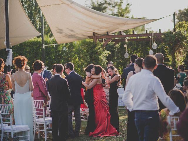 La boda de Antonio y Rocio en Otura, Granada 37