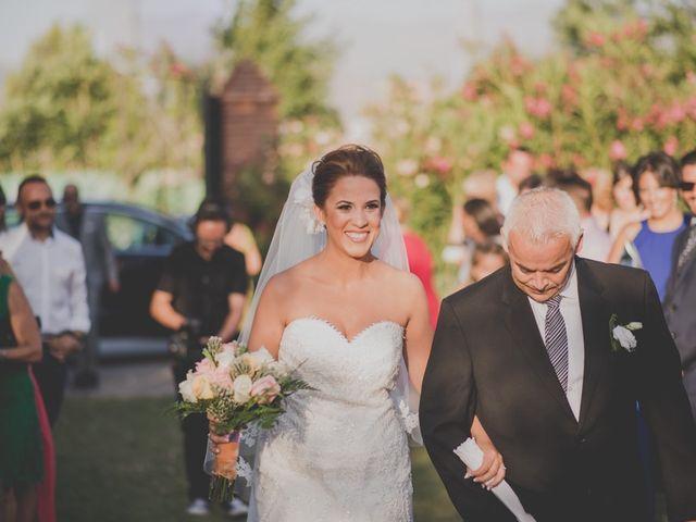 La boda de Antonio y Rocio en Otura, Granada 41