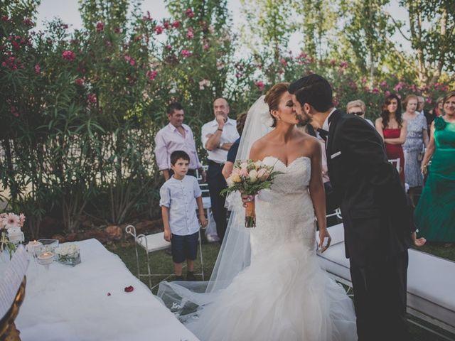 La boda de Antonio y Rocio en Otura, Granada 42